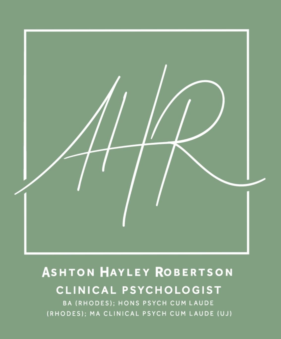 Therapy With Ashton